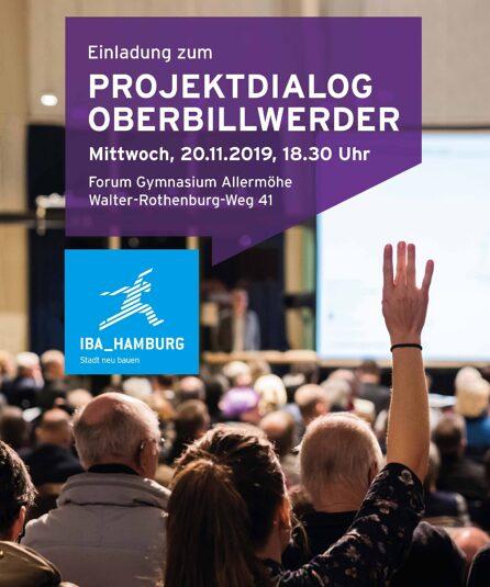 Projektdialog Oberbillwerder November 2019
