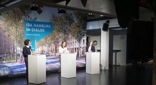 Projektdialog IBA Hamburg / Fischbeker Reethen Fischbeker Heidbrook