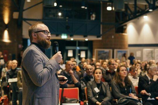 Christian Hinz, Projektkoordinator IBA Hamburg; IBA Hamburg / Jo Larsson
