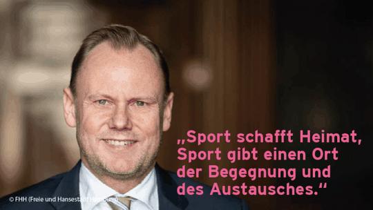 Senator Andy Grote, Foto: Freie und Hansestadt Hamburg