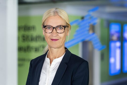 Sabine de Buhr; Foto IBA Hamburg GmbH / Johannes Arlt