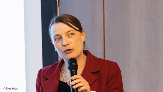 Website IBA Podcast Agnes Foerster
