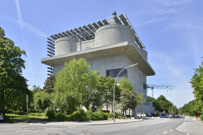 IBA HH Energiebunker