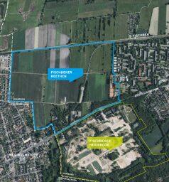Fischbeker Reethen / Fischbeker Heidbrook: Luftbild