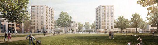 Credits: IBA Hamburg/ HPP Architekten