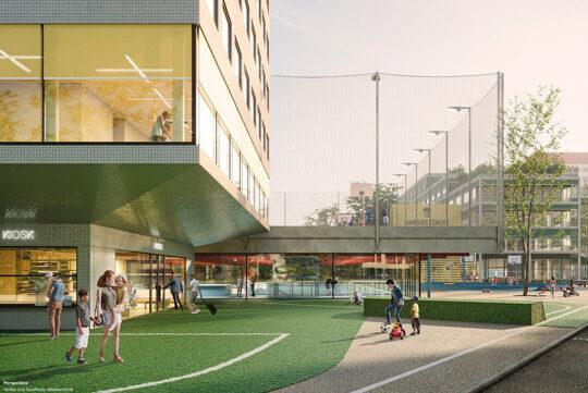 ROBERTNEUN ARCHITEKTEN/Atelier Loidl Landschaftsarchitekten/B+G Ingenieure Bollinger und Grohmann