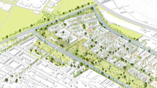Credits: IBA Hamburg/ Hosoya Schaefer Architects AG mit AGENCE TER