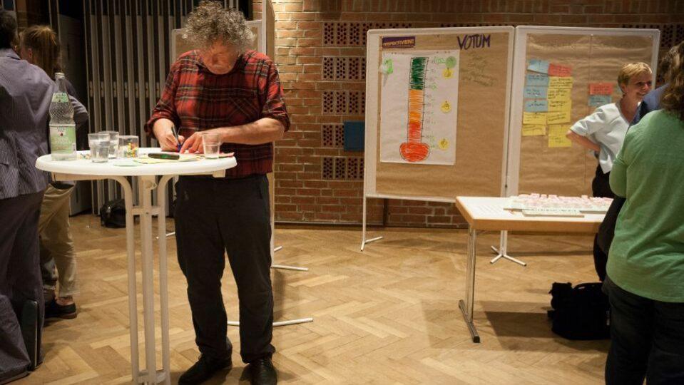 Elbinselquartier Wettbewerb Oeffentliche Abschlusspraesentation Credits: IBA Hamburg/ Jan Linnemann