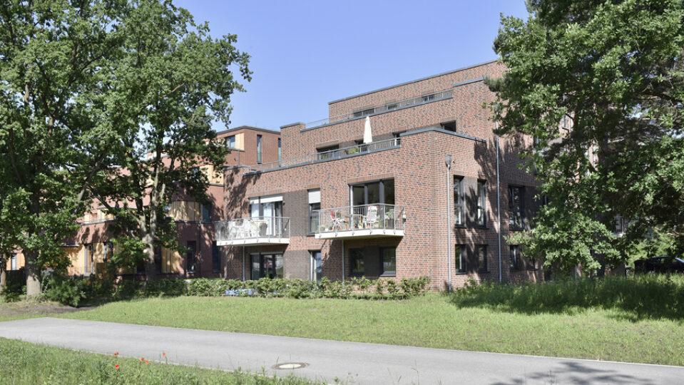 IBA Hamburg GmbH / Mehrfamilienhaus Fischbeker Heidbrook