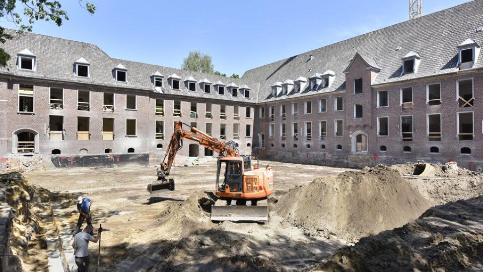 Umbau Röttiger Kaserne
