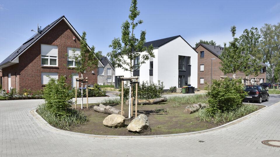 Wohnhof Fischbeker Heidbrook