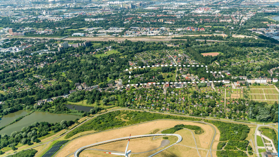 IBA Hamburg / Falcon Crest Air