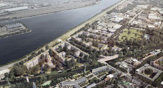 Credits: IBA Hamburg BIWERMAU Architekten mit WES LandschaftsArchitektur