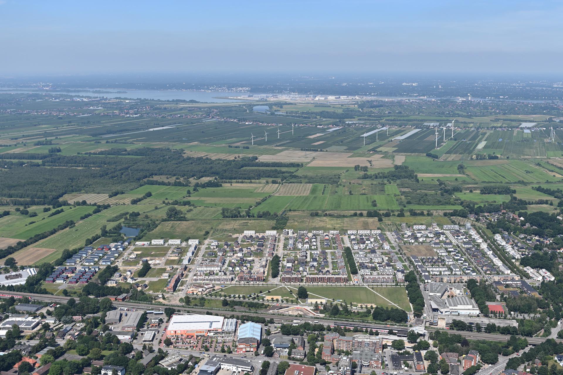 Luftbild Vogelkamp