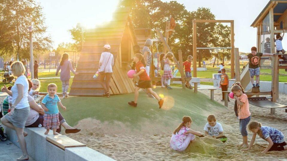 9 Vogelkamp Neugraben Spielplatz