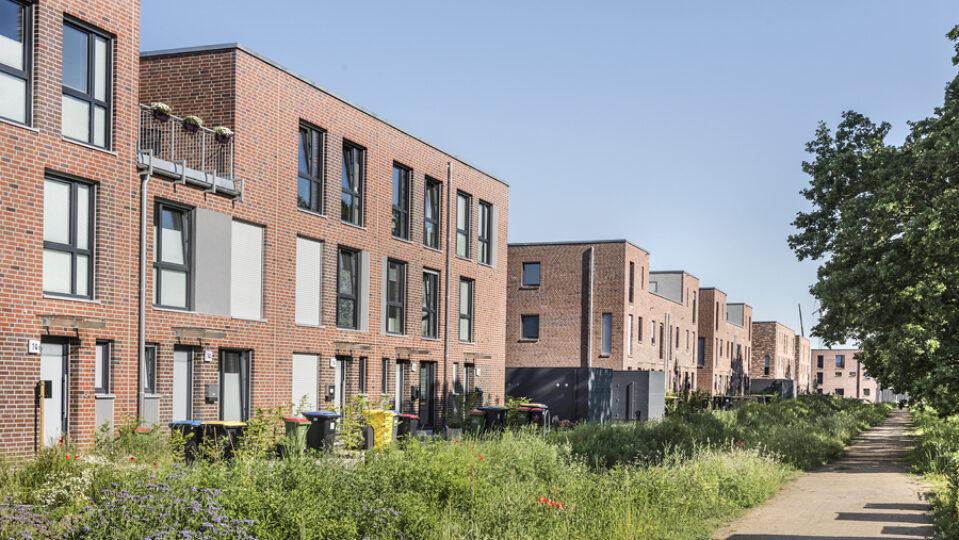 IBA Hamburg GmbH / Martin Kunze; Mehrfamilienhäuser im Vogelkamp Neugraben