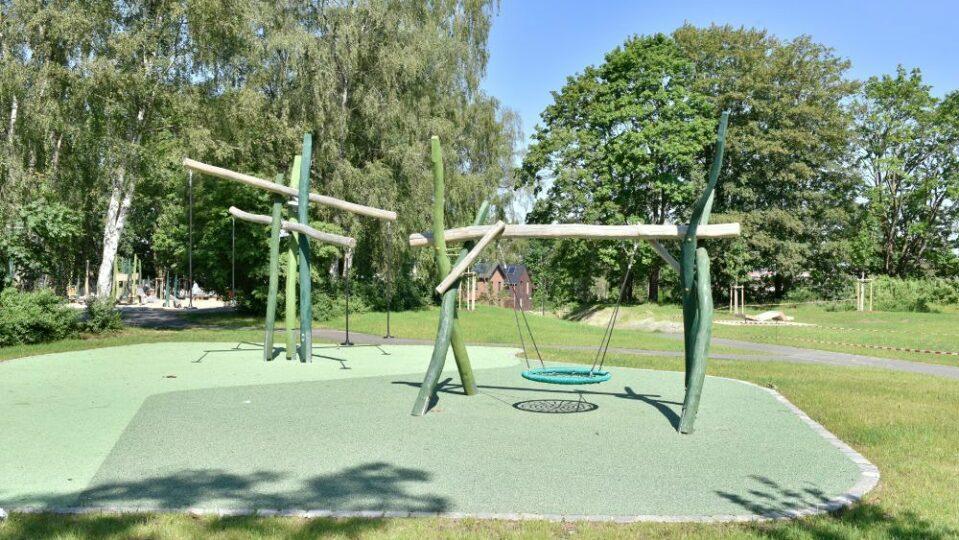 9 Spielplatz Fischbeker Heidbrook