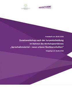 Thumb Spreehafenviertel Protokoll Zusatzworkshop